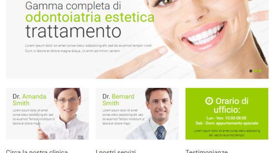 Web marketing odontoiatrico la chiave del successo