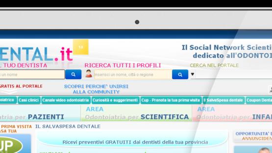 Il Social Network Scientifico al servizio dell'Odontoiatria e dei Pazienti